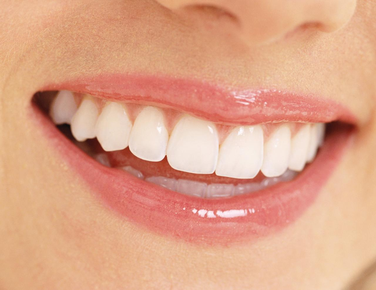 Những lợi ích của hàm răng chắc khỏe